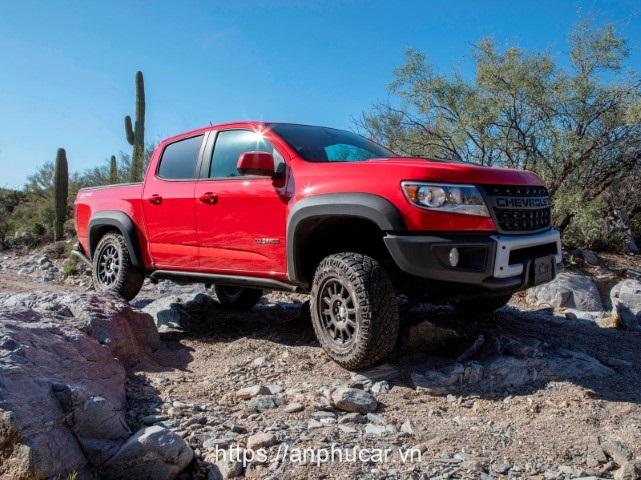Chevrolet Colorado 2020 dau xe