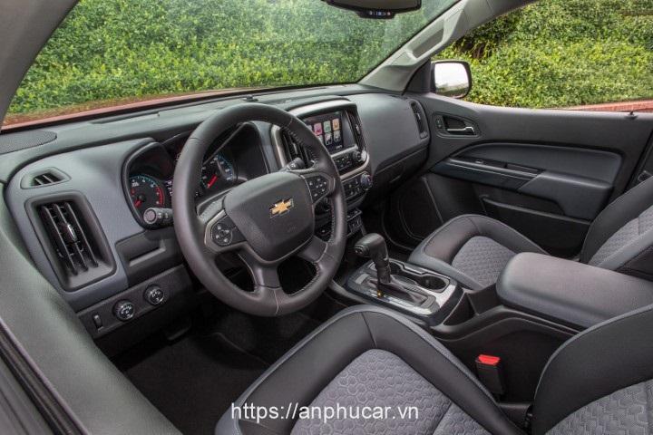 Chevrolet Colorado 2020 noi that