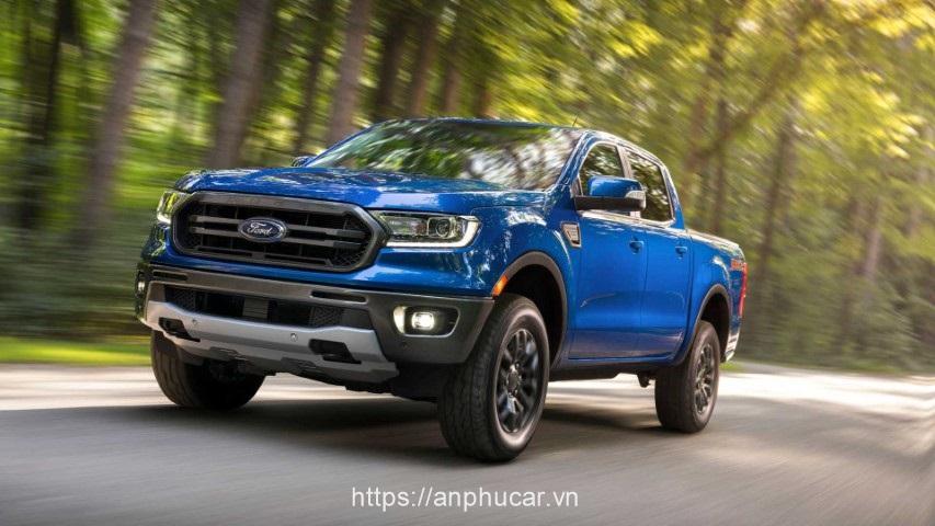 Ford Ranger 2020 dau xe