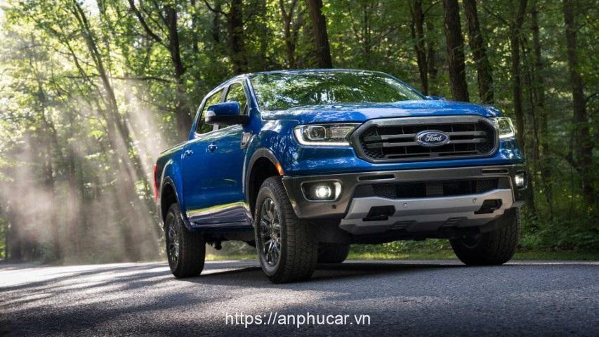 Ford Ranger 2020 den xe