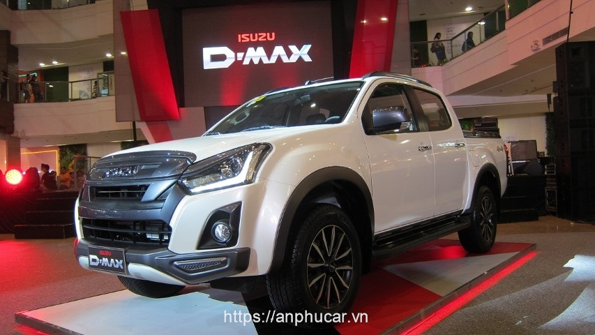 Isuzu Dmax 2020 dau xe