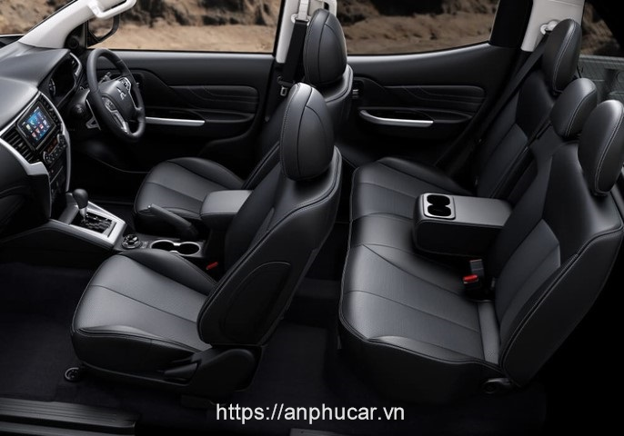 Mitsubishi Triton 2020 noi that