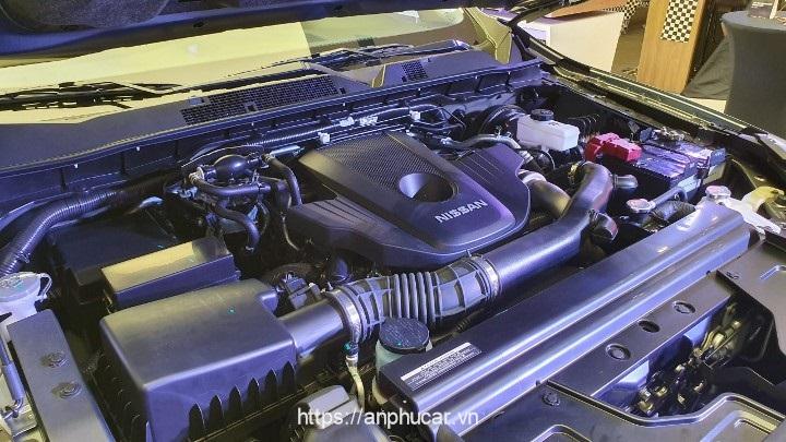 Nissan Navara 2020 dong co