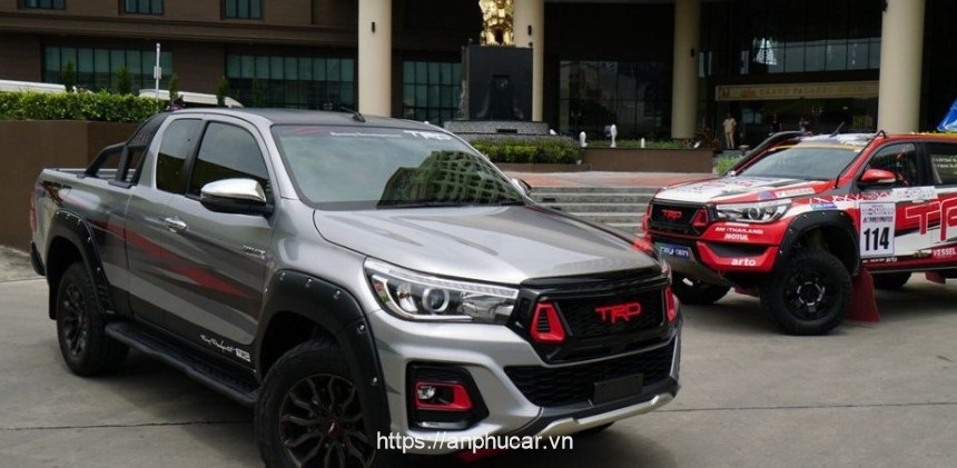 Toyota Hilux 2020 TRD