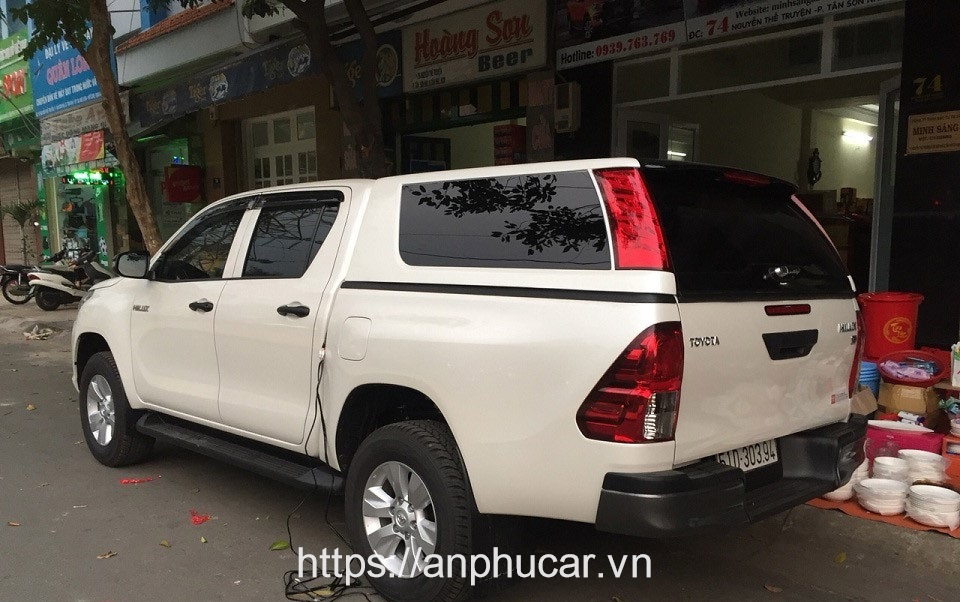 nap thung cao xe toyota hilux