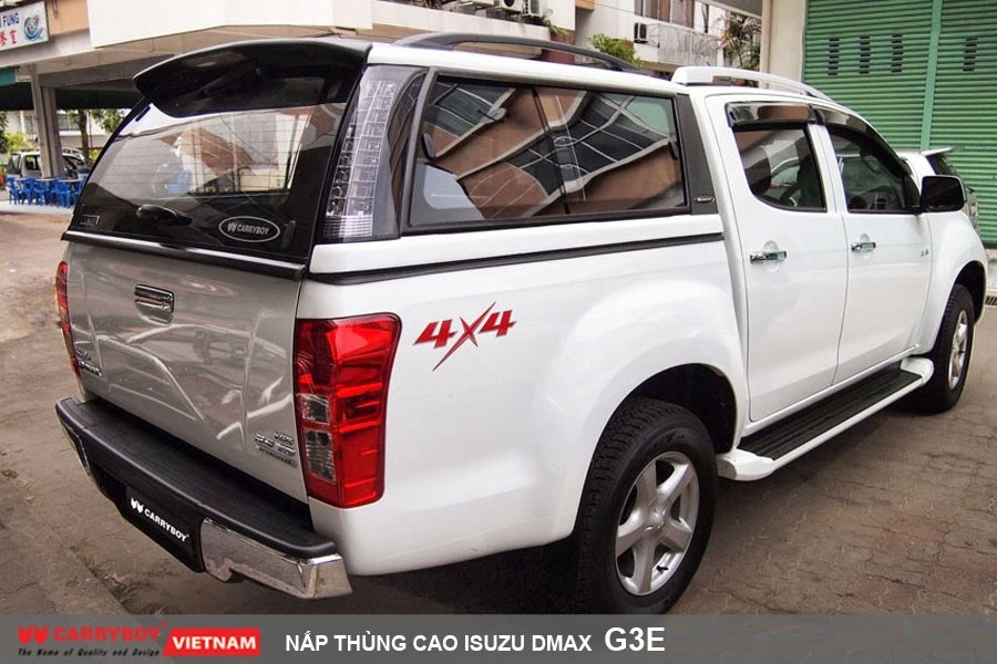 nap thung carryboy xe dmax