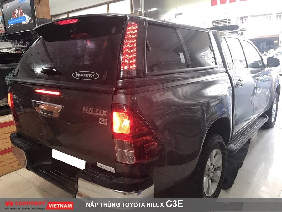 nap thung carryboy xe hilux