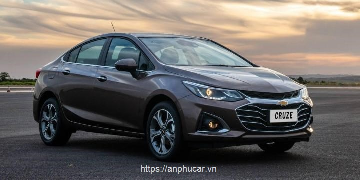 Chevrolet Cruze 2020 dau xe
