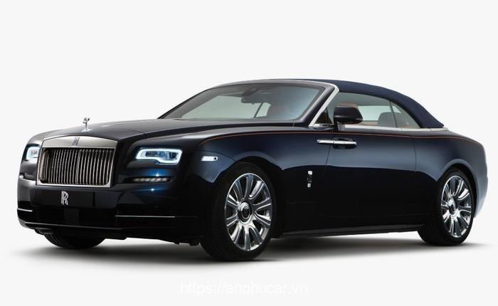 Rolls Royce dau xe