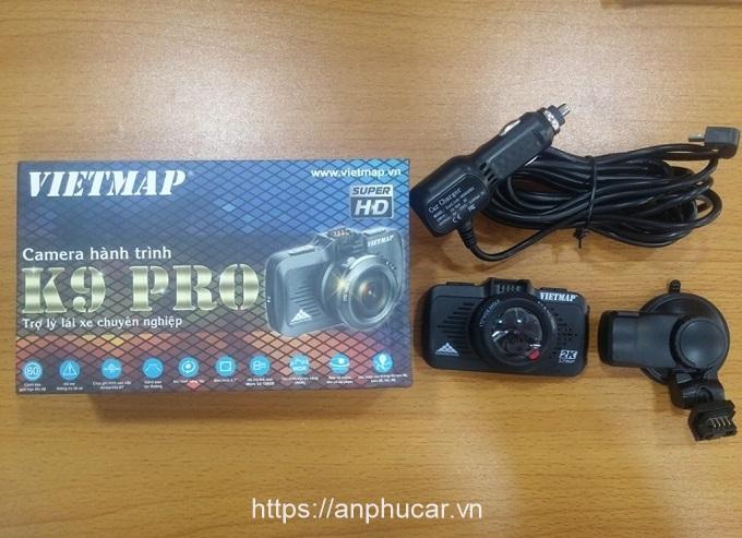 Vietmap K9 Pro full box