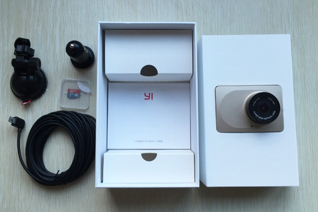 Xiaomi Dashcam DVR 1080P full box