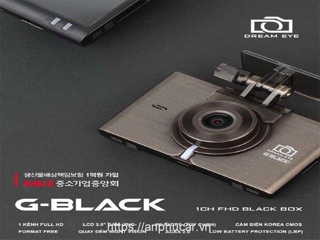 camera hanh trinh han quoc gnet g-black