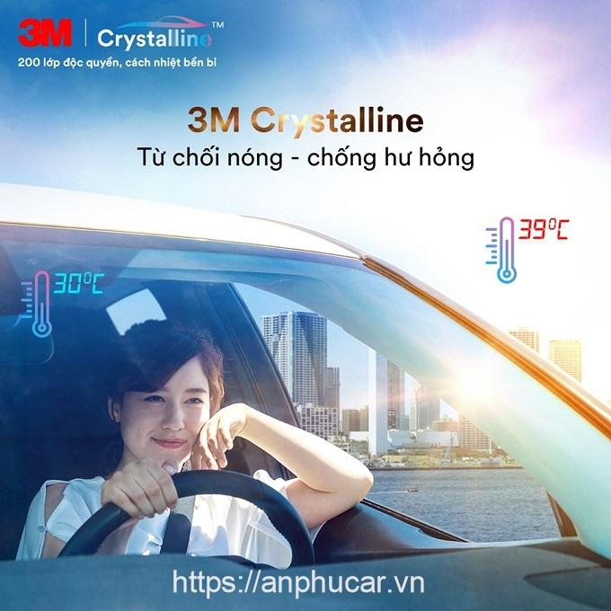 3m crystalline chinh hang