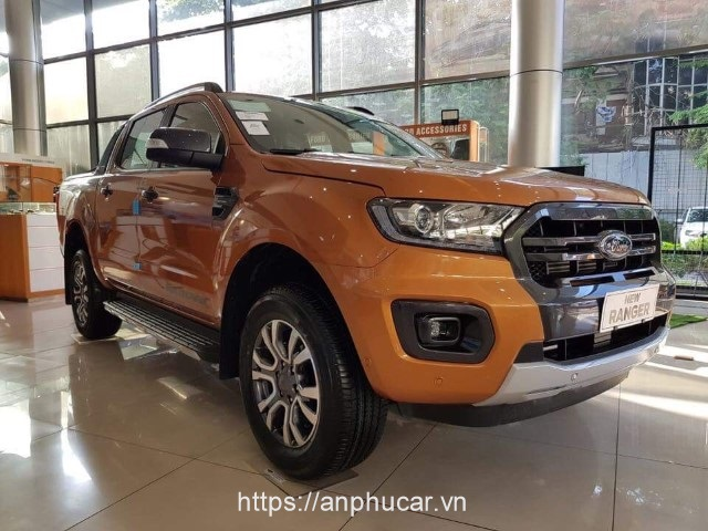 Ford Ranger Wildtrak dau xe