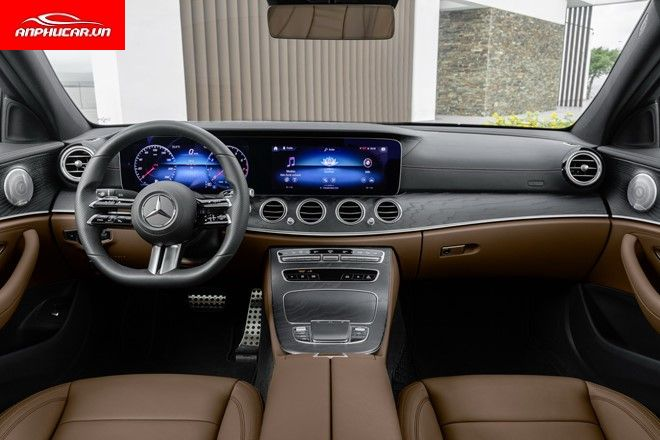 Mercedes E Class noi that
