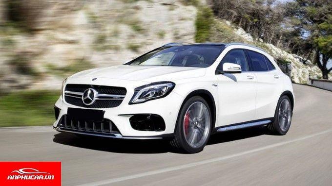 Mercedes GLA 200 dau xe