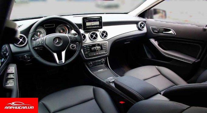 Mercedes GLA 200 noi that