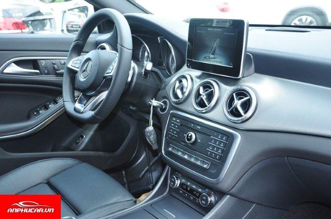 Mercedes GLA 250 noi that