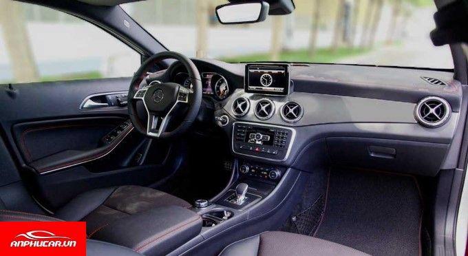 Mercedes GLA 45 noi that