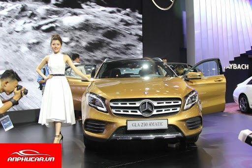 Mercedes GLA mua xe o dau