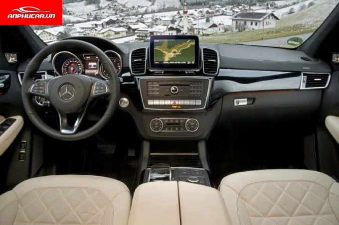 Mercedes GLS 400 noi that