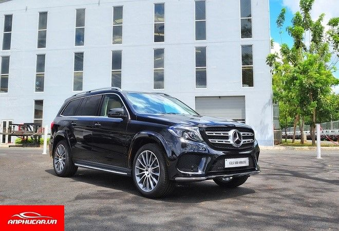 Mercedes GLS 500 tong quan