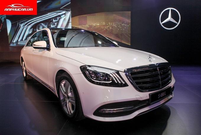 Mercedes S Class an toan