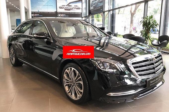 Mercedes S Class gia xe