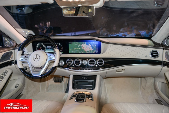 Mercedes S Class noi that