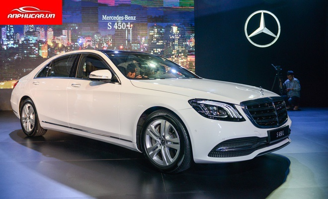 Mercedes S Class tong quan