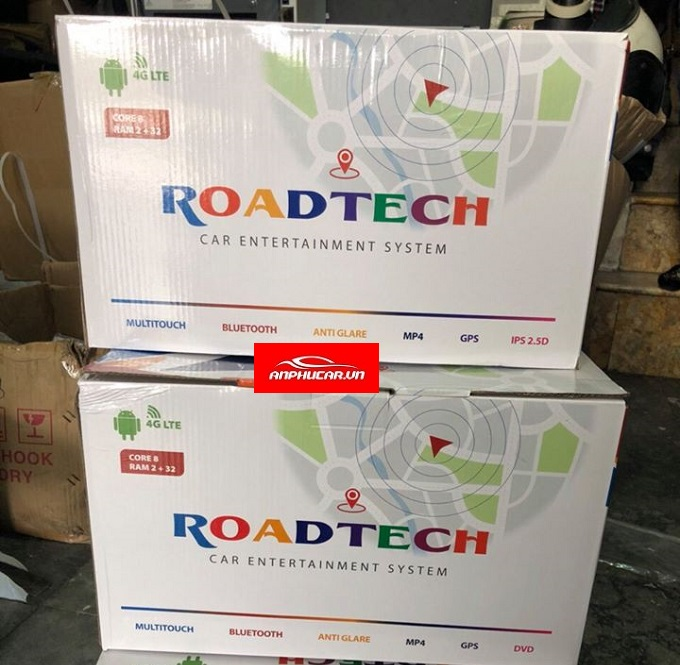 roadtech full box