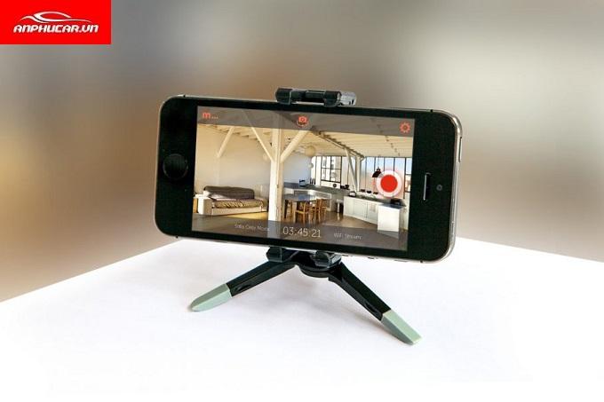 bien smartphone thanh camera hanh trinh