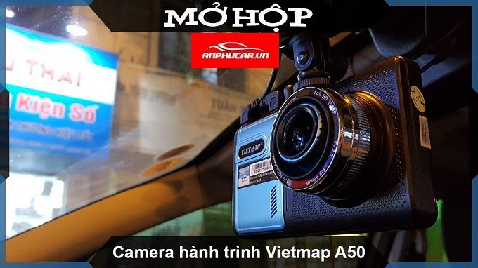 camera hanh trinh vietmap a50 lap dat