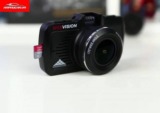 camera hanh trinh webvision s8