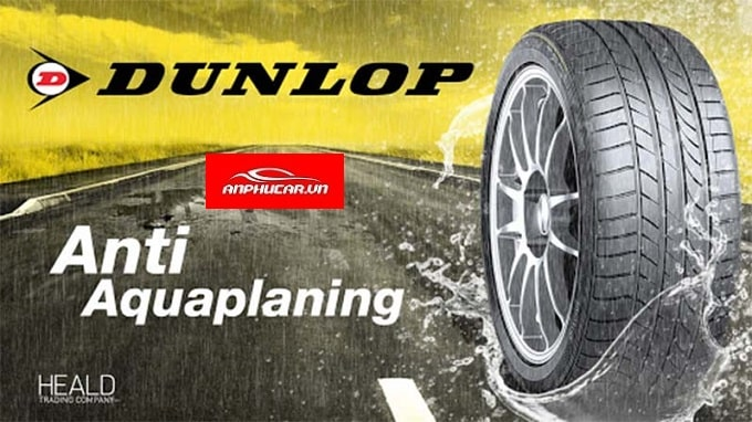 chat luong lop xe o to dunlop