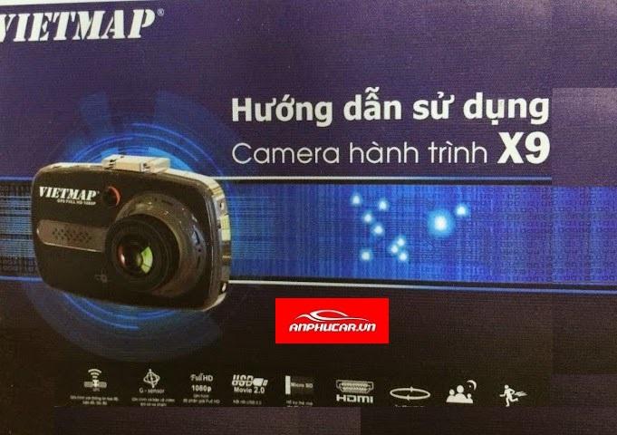 huong dan su dung camera hanh trinh x9