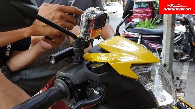 huong dan su dung camera hanh trinh xe may