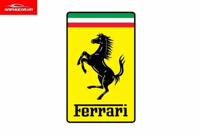 logo cac hang xe Ferrari