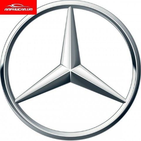logo cac hang xe Mercedes moi
