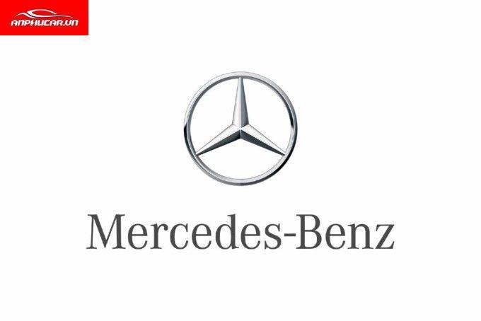 logo cac hang xe Mercedes