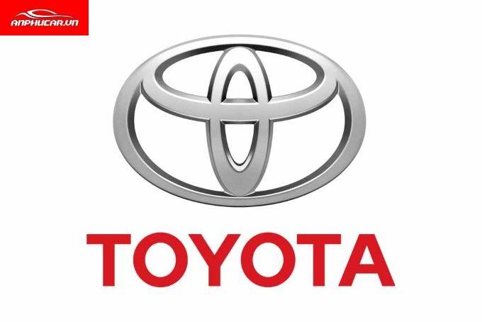 logo cac hang xe Toyota