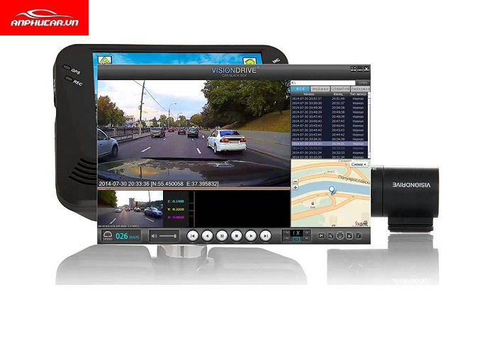 vision drive 9600whg