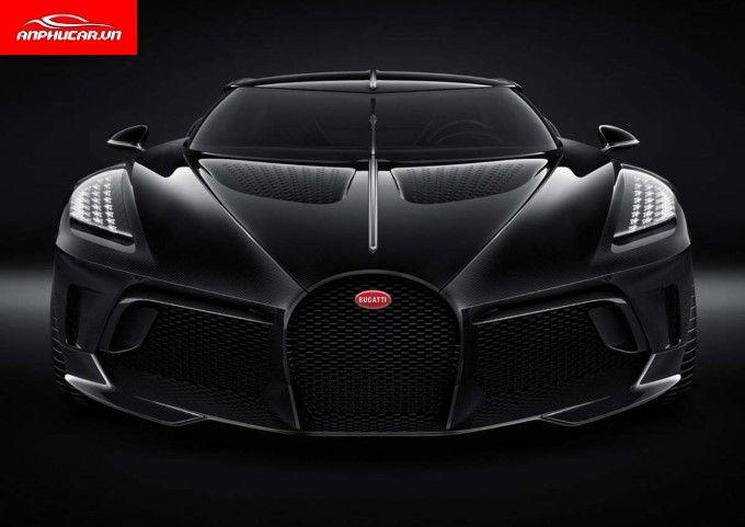 Bugatti La Voiture Noire Dau Xe