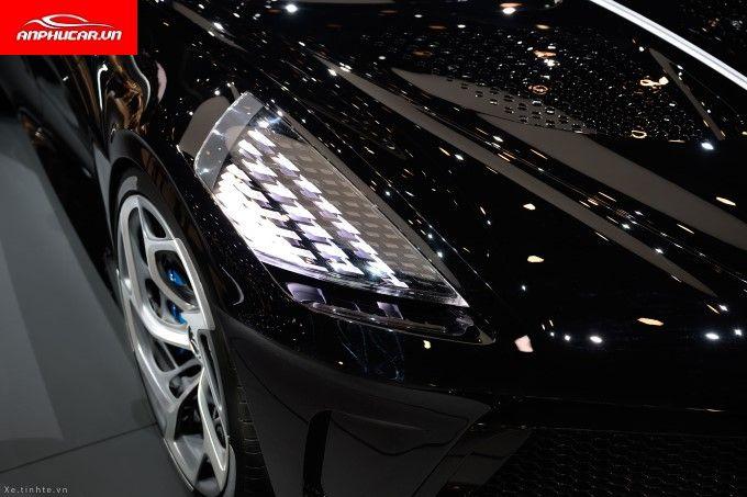 Bugatti La Voiture Noire Den Led