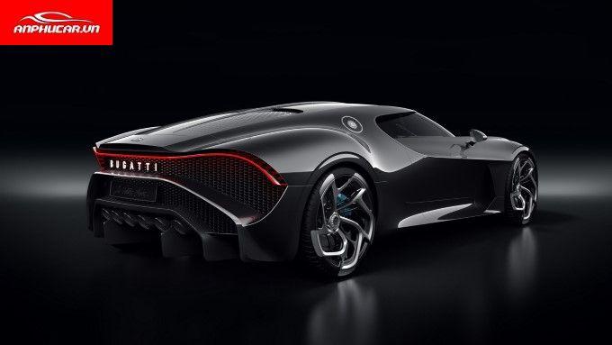 Bugatti La Voiture Noire Duoi Xe