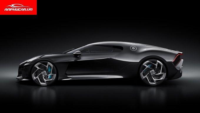 Bugatti La Voiture Noire Hong Xe