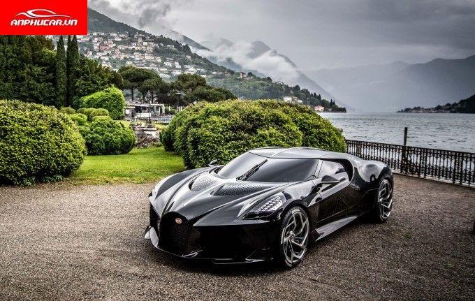 Bugatti La Voiture Noire Mau Den