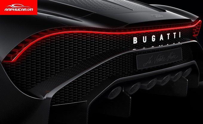 Bugatti La Voiture Noire Ong Po