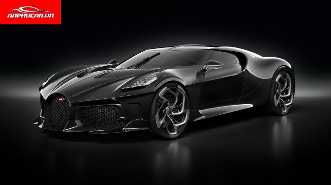 Bugatti La Voiture Noire Tong Quan