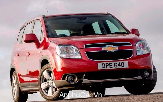 Chevrolet Orlando Cu Mau Do